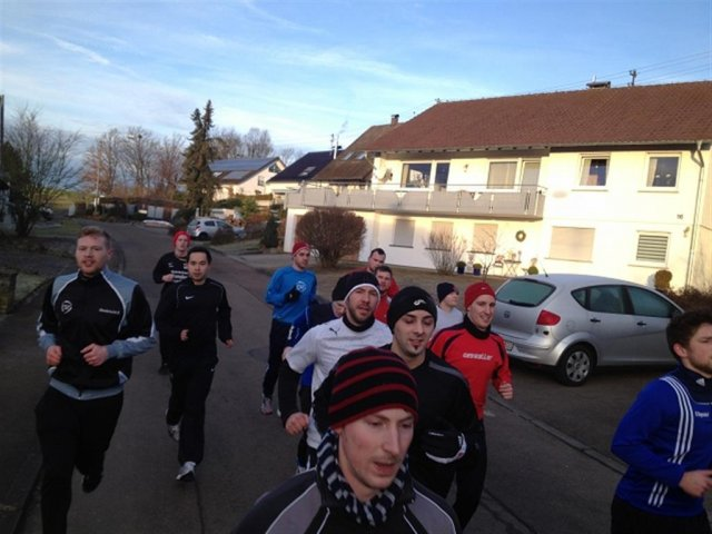 Winter-Trainingslager 2014